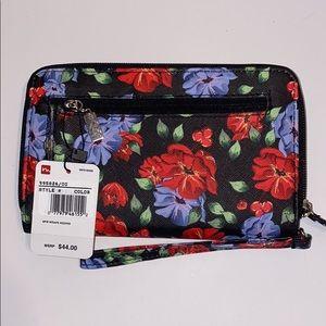 Brand New Mundi Flower Wallet